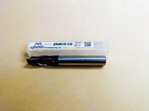 ハイス汎用2枚刃エンドミル三菱日立ツール